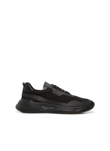 Divarese 5024992 Garnili Erkek Sneaker Siyah
